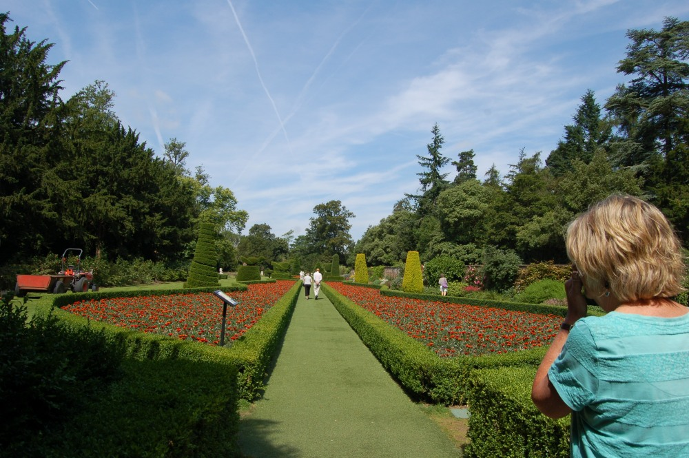 Cliveden - the house and garden of Nancy Astor (2/6)