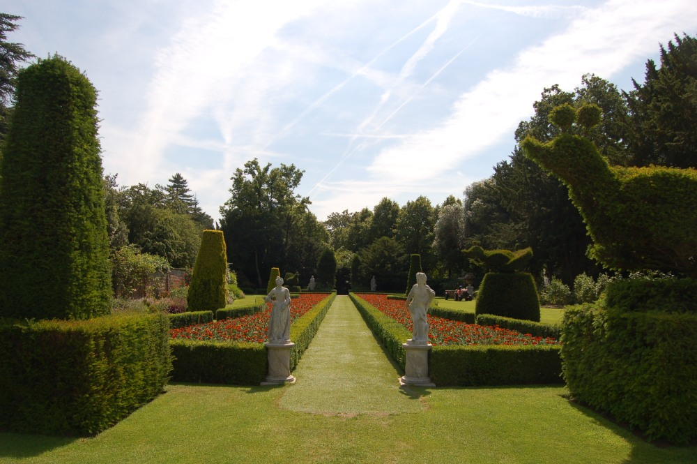Cliveden - the house and garden of Nancy Astor (5/6)