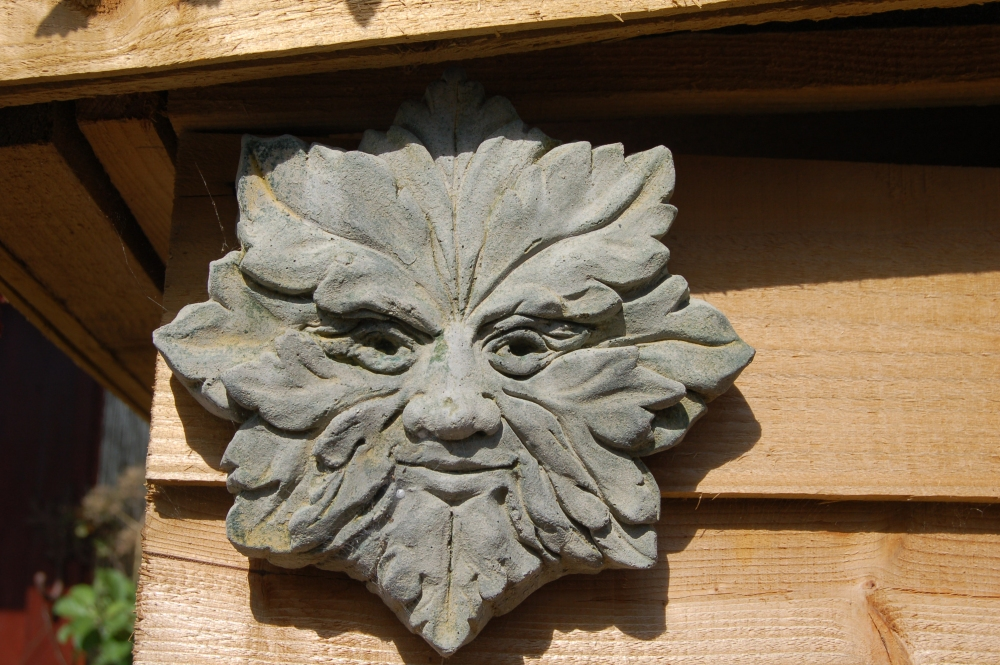 Wildlife Homes and Green Men (1/6)